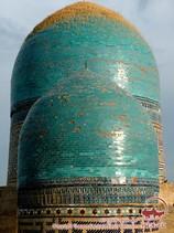 Шахи-Зинда, Самарканд, Узбекистан