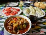 Узбекская национальная кухня. Блюда узбекской кухни