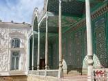 Летний загородный дворец Ситораи Мохи-Хоса. Бухара, Узбекистан