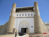 Крепость Арк (X в.). Бухара, Узбекистан