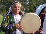 Дойра - национальный музыкальный инструмент. Узбекские музыкальные инструменты