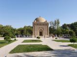 Мавзолей Саманидов (X в.) . Бухара, Узбекистан