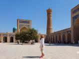 Мечеть Калян. Бухара, Узбекистан