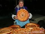 Кокандские лепешки. Виды узбекских лепешек