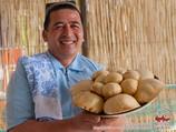 Узбекская самса. Национальная кухня Узбекистана