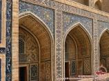 Médersa d'Ulughbek (XV siècle). Ouzbékistan, Samarkand