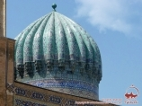 Médersa Sherdor (XVII siècle). Ouzbékistan, Samarkand
