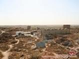 Вид на мавзолей Шамун-наби. Хорезм, Узбекистан