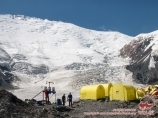 Programme de l'ascension du pic Lénine (7134 m). Pamir, Kirghizstan