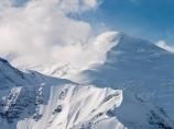 Spartak Peak (6183 m). Pamir, Kyrgyzstan