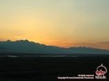 Pamir mountain system. Kyrgyzstan