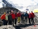 Ascensión al Pico Lenin (7134 m). Pamir, Kirguist&aacuaacute;n