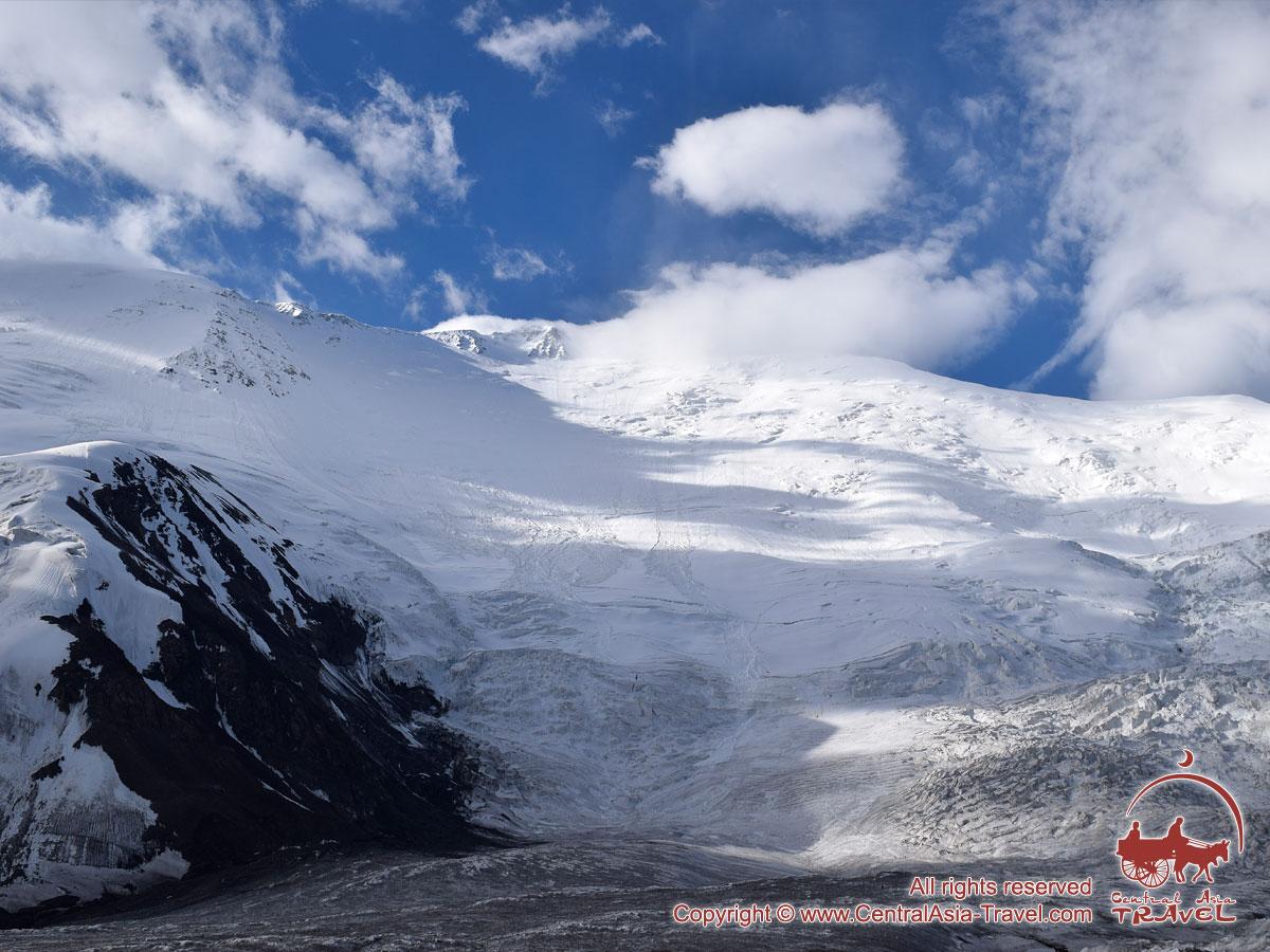 Pico Lenin (7134 m). Pamir, Kirguistán