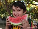 Арбузы и дыни в Узбекистане