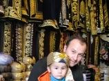 Mercado Chorsu en Tashkent