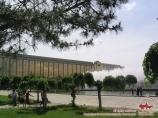 Plaza de Independencia. Tashkent, viaje a Uzbekistán