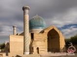 Mausolée Gour Emir. Ouzbékistan, Samarcande
