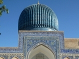 Gur-Emir-Mausoleum. Usbekistan, Samarkand
