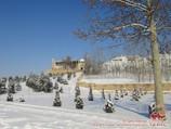 Mosque Hazrat Hyzr (Hazrat-Hyzr VIII cent.). Samarkand, Uzbekistan