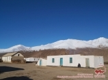 Bulunkul Village (3700 m). Tajikistan
