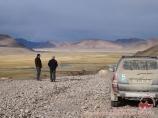 Река Мургаб. Восточный Памир, Таджикистан
