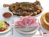 Казан-кабоб. Узбекская национальная кухня