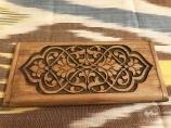 Деревянная шкатулка. Резьба по дереву