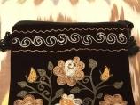 Сувенирный кошелек с узбекским орнаментом. Сувениры Узбекистана