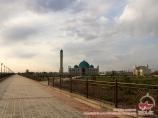 La mezquita de Nukus, Uzbekistán