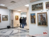 The Museum of Art named after I.Savitsky. Nukus, Uzbekistan